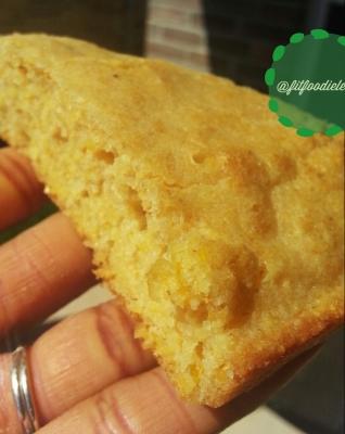 Sweet, Golden Cornbread