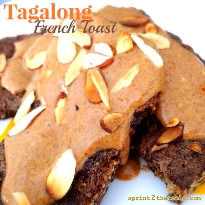 Tagalong French Toast