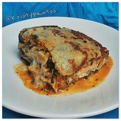 The Ultimate Veggie Lasagna!