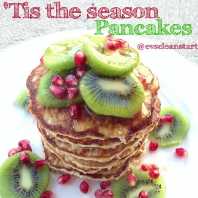 'Tis the Season Pancakes