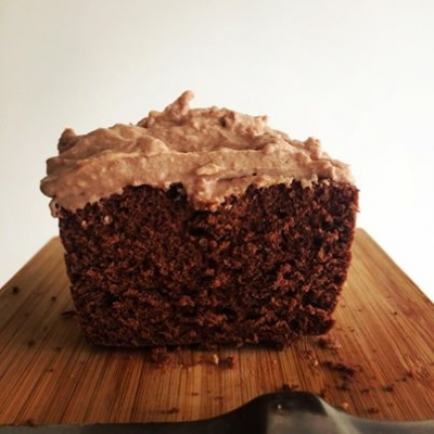 Toffee Pb Chocolate Protein Loaf