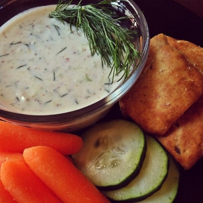 Tough Tzatziki Sauce