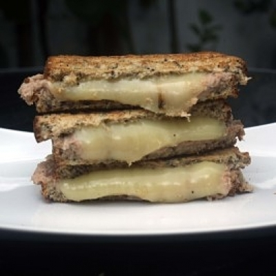 Tuna Melt Toasted Sandwich
