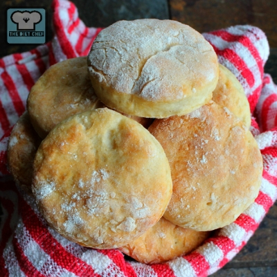 Two Ingredient Sixty-Five Calorie Biscuits