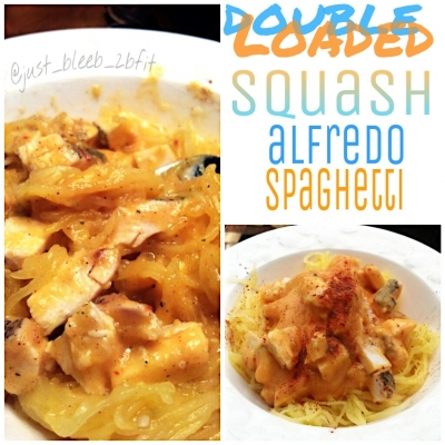 Twobfit Double Loaded Squash Pasta