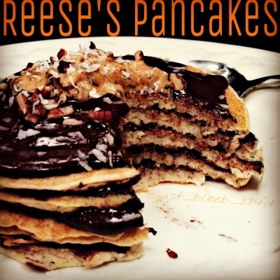 Twobfit Reese'S Protein Pancakes