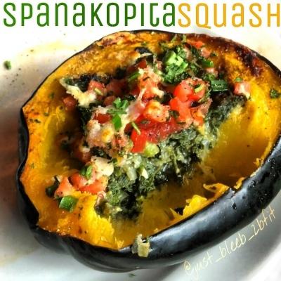 Twobfit Spanakopita Squash