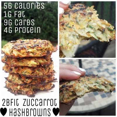 Twobfit Zuccarrot Hash Browns