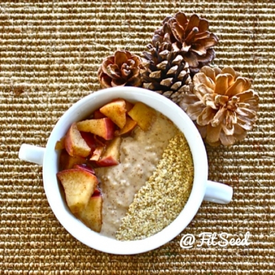 Vanilla Chai Cream Oats