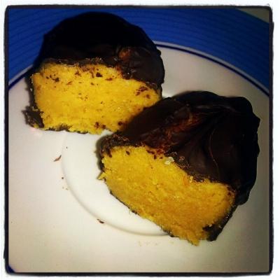 Vanilla Pumpkin Protein Bar