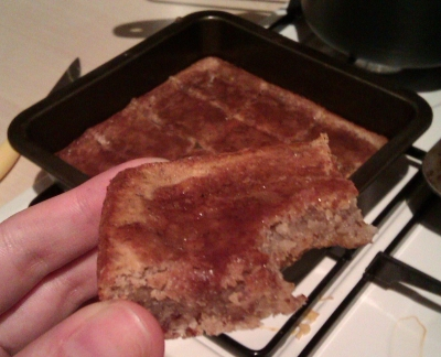 Vegan Blondies - a Healthy Alternative