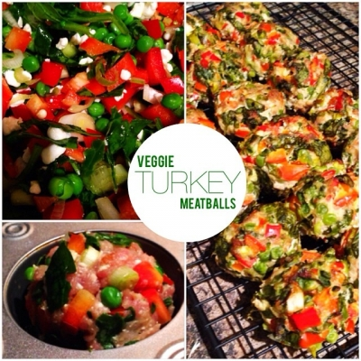 Veggie Turkey Meatballs