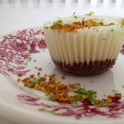 Gluten-Free Whey Protein Cheesecake