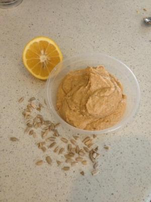 Whipped Hummus