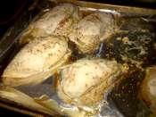 Spicy Greek Chicken Breasts
