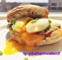 A Ridiculous Breakfast Sandwich