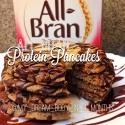 All Bran Protein Pancakes