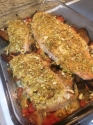 Almond Crusted Fish