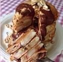 Apple Ring Pancakes