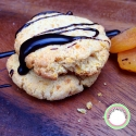 Apricot & Almond Protein Cookies
