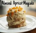 Apricot Almond Mugcake