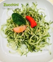 Avocado Raw Pesto Pasta