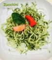 Avocado Raw Pesto Pasta