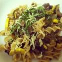 Balsamic Veggie Pasta Bowl