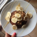 Banana Chocolate Mugcake