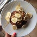 Banana Chocolate Mugcake