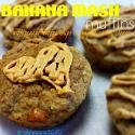 Banana Mash Muffins