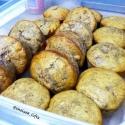 Banana-Walnut Protein Muffins