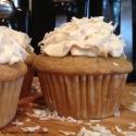 Basic Vanilla Protein Cupcake