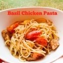 Basil Chicken Pasta
