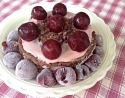 Black Forest Oat Cake