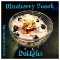 Blueberry Peach Delight
