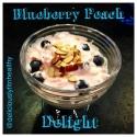 Blueberry Peach Delight