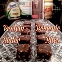 Brownie Batter Protein Bites