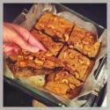 Gluten Free Buckwheat Chia Bars