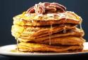 Buttermilk Pumpkin Spice Protein Pancakes