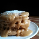 Butterscotch Protein Pancakes