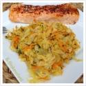Cabbage Saute