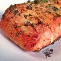 Caper & Dijon Salmon