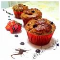 Carob Chip Breakfast Muffins