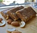 Cashew Almond Protein Bars