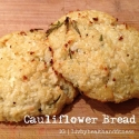 Cauliflower Burger Buns