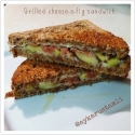 Cheese and Fig Sandwich