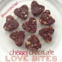 Cherry Chocolate Love Bites
