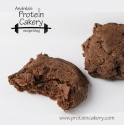 Chewy Chocolate Protein Cookies