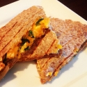 Chicken and Sweet Potato Quesadilla